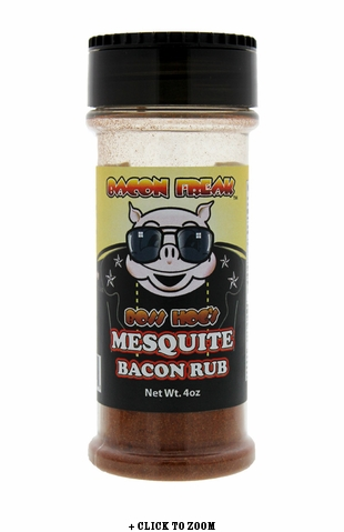 Boss Hog's Mesquite Bacon Rub