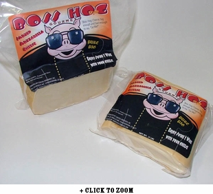 Boss Hog Smoked Mozzarella Cheese