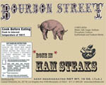 Bourbon Street Bone In Ham Steaks