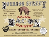 Bourbon Street Cajun Bacon