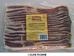 Broadbents Maple Wood Smoked Bacon