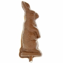 Bunny Shaped Chocolate Bacon Pop