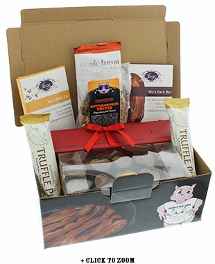 Chocoholic Mom Bacon Bundle