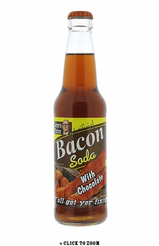 Chocolate Bacon Soda