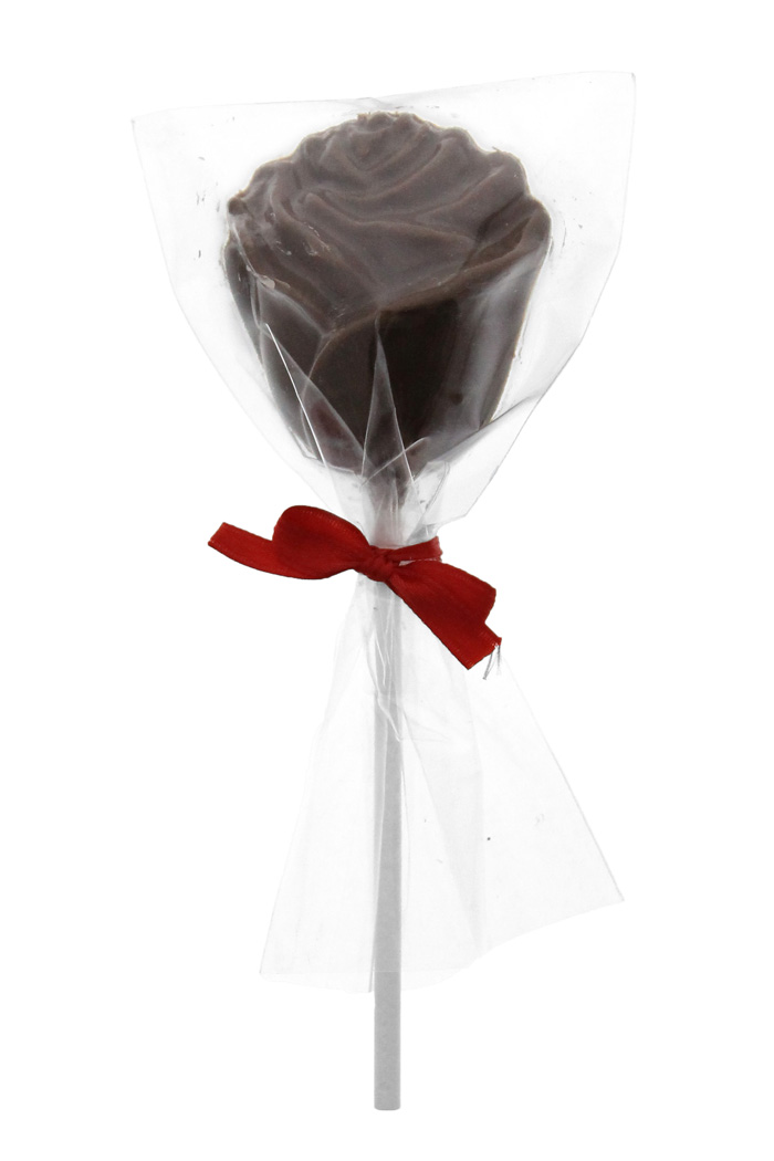 Image result for chocolate rose lollipops