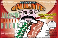 Coastal Caliente - Smoked Jalapeno Bacon - 2pk