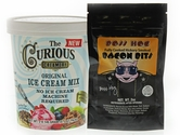 Curious Creamery Bacon Ice Cream Kit