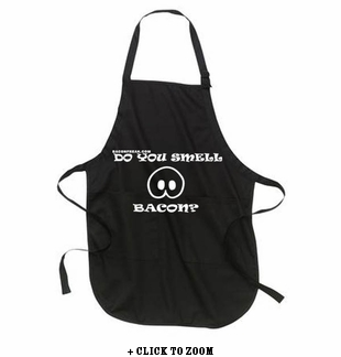 Do You Smell Bacon? Apron