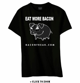 Eat More Bacon Women's Classic Fit Shirt