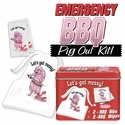 Emergency BBQ Pig Out Kit