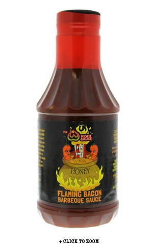 Flaming Bacon Barbeque Sauce