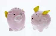 Flying Pigs Salt and Pepper Shakers