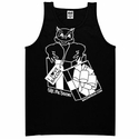 """Gift Me Bacon"" Mens Tank top - Black"
