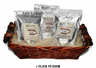 Gourmet Coffee Basket