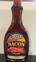 Griffins Bacon Flavored Syrup