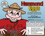 Hammond Egg's Smoked Center-Cut Canadian-Style Bacon