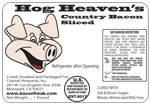 Hog Heaven Country Bacon - 2pk