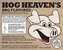 Hog Heaven's BBQ Bacon - Click to Enlarge