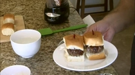 VIDEO: How to make Blue Cheese-Stuffed Bacon Sliders -eHow.com
