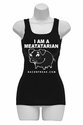 I Am A Meatatarian Women's Tank Top