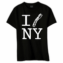 """I Bacon New York"" Women's Classic Fit Shirt"