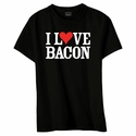 """I Love Bacon"" Women's Classic Fit Shirt"