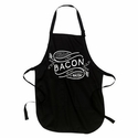 I Put Bacon on My Bacon Apron - Black