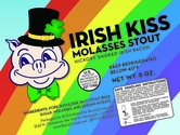 Irish Kiss Molasses Stout Irish Bacon