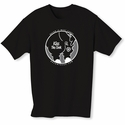 Kiss The Cook Mens T-Shirt