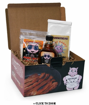 Kris Kringle's Bacon FlapJack Bundle