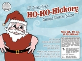 Lil' Saint Nick's Ho-Ho-Hickory Smoked Country Bacon
