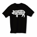 Lovin' The Lard Youth T-shirt - Black - Blue or Pink