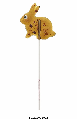 Maple Bacon Bunny Lollipop