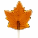 Maple Leaf Lollipop