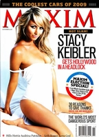 Maxim Magazine - Stacy Keibler