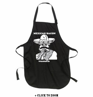 Mexican Bacon - Apron