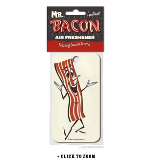 Mr Bacon Air Freshener