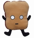 Mr Toast Plush