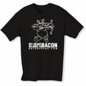My Heart Belongs to Bacon Mens T-Shirt