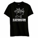 My Heart Belongs to Bacon Women's Classic Fit Shirt