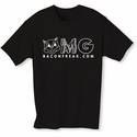 Oh My God Mens T-Shirt