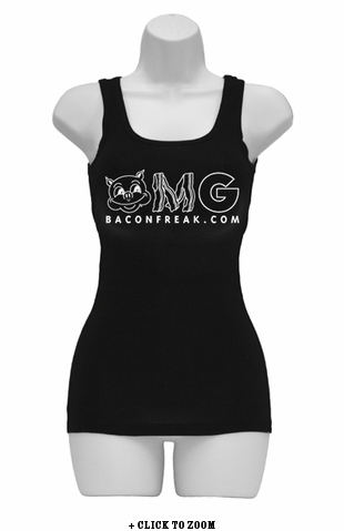 Oh My God Womens Tank Top