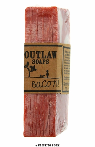 Outlaw Bacon Soap
