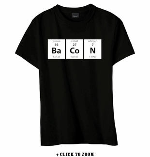 Periodic BaCoN Women's Classic Fit Shirt