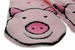 Pink Piggy Socks - Click to Enlarge
