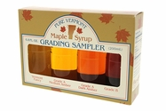 Pure Vermont Maple Syrup Grading Sampler