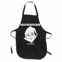 Santa's Hog Heaven Helper - Apron