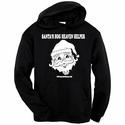 Santa's Hog Heaven Helper - Hooded Sweatshirt