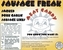 Sausage Freak Pork Garlic Sausage - Click to Enlarge