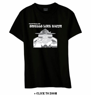 Smells Like Bacon (Pig Cop) Women's Classic Fit Shirt